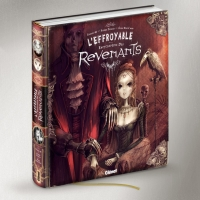 "2014 :: "" L'Effroyable Encyclopédie des Revenants "" - Glénat edition (France)"