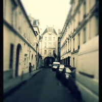Rue de Bretonvilliers - Paris 04
