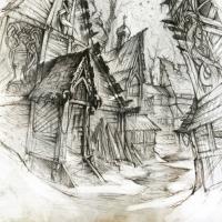 Haunted Village