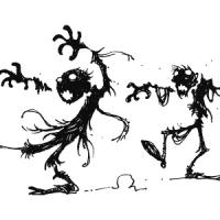 Trio of Zombies