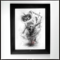 Jack\'s Nightmare - Digital painting