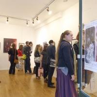'EFFROYABLES REVENANTS' Opening Exhibition - Arludik 2015