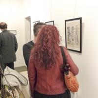 'EFFROYABLES REVENANTS' Opening Exhibition - Arludik 2015'EFFROYABLES REVENANTS' Opening Exhibition - Arludik 2015
