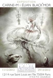 Exposition du 11 au 29 Décembre 2012