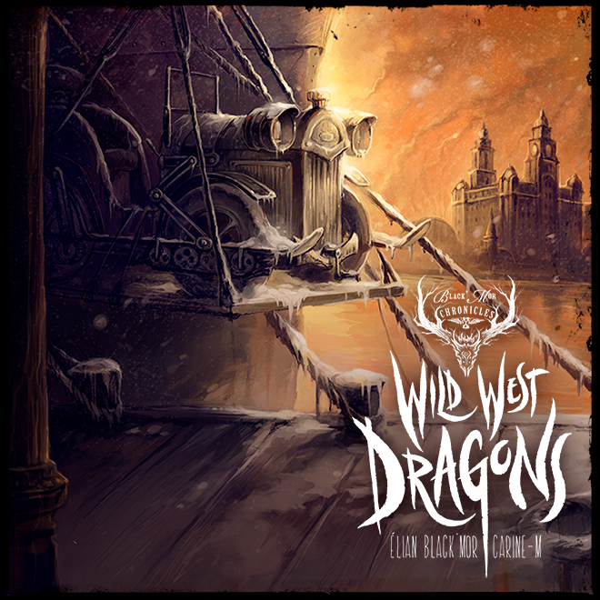 The Wild West Dragons Project on Tipeee