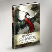 """2015 :: """" In Search of Lost Dragons"""" - Dynamite Entertainment (USA)"""