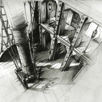 Ship deck 2