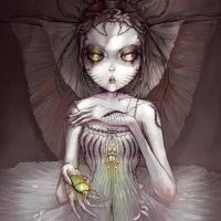 Miss Rosebud - © Art by Élian Black\'Mor