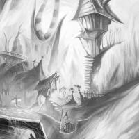 Detail - Halloween Town